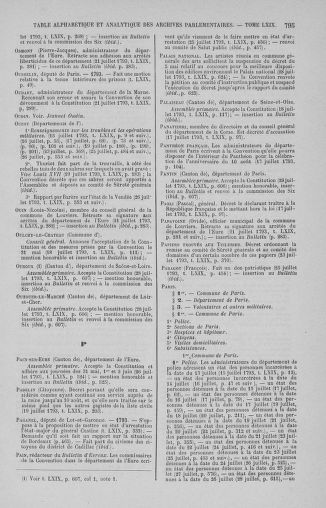 Tome 69 : Du 15 au 29 juillet 1793 - page 795