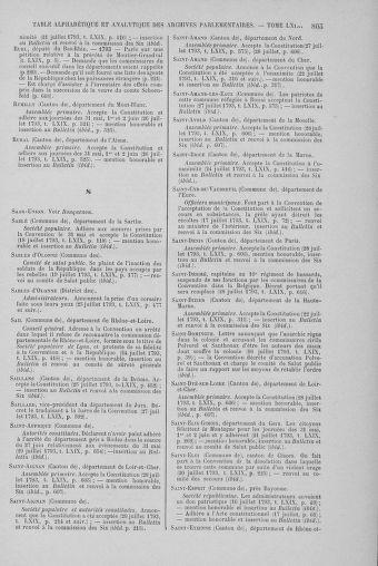 Tome 69 : Du 15 au 29 juillet 1793 - page 805
