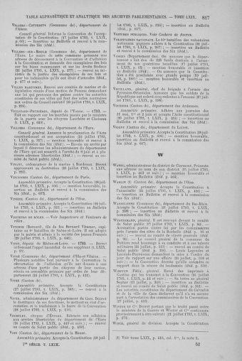 Tome 69 : Du 15 au 29 juillet 1793 - page 817