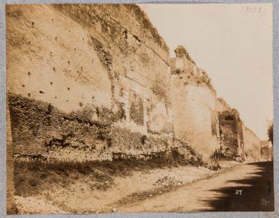 Mura aureliane presso Porta Maggiore