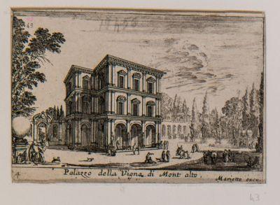 Palazzo della Vigna di Mont'Alto