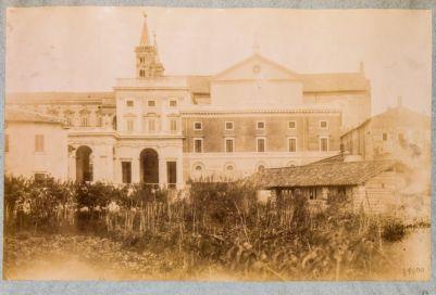 Chiesa di S. Giovanni in Laterano. Abside di Leone XIII