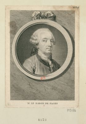 <em>M</em>. le baron de Fages [estampe]