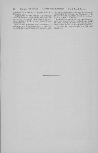 Tome 4 : 1789 – États généraux. Cahiers des sénéchaussées et baillages [Mirecourt - Paris (hors les murs)] - page 36