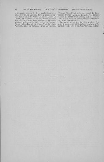 Tome 4 : 1789 – États généraux. Cahiers des sénéchaussées et baillages [Mirecourt - Paris (hors les murs)] - page 78