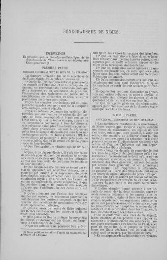 Tome 4 : 1789 – États généraux. Cahiers des sénéchaussées et baillages [Mirecourt - Paris (hors les murs)] - page 236