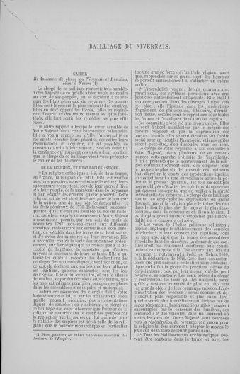 Tome 4 : 1789 – États généraux. Cahiers des sénéchaussées et baillages [Mirecourt - Paris (hors les murs)] - page 246