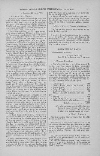 Tome 67 : Du 20 au 30 juin 1793 - page 471