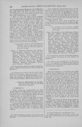Tome 67 : Du 20 au 30 juin 1793 - page 526