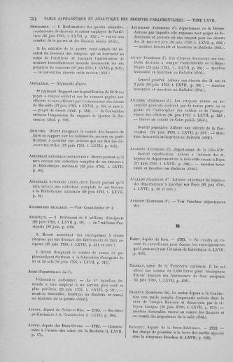 Tome 67 : Du 20 au 30 juin 1793 - page 734
