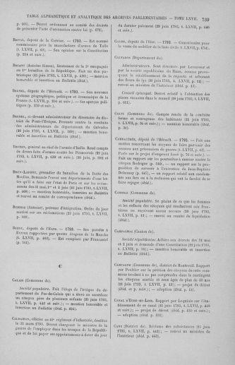 Tome 67 : Du 20 au 30 juin 1793 - page 739