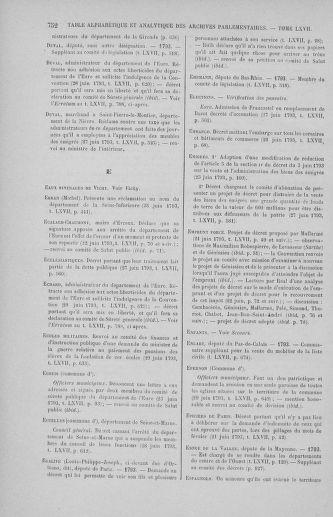 Tome 67 : Du 20 au 30 juin 1793 - page 752