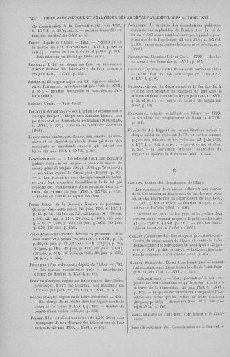 Tome 67 : Du 20 au 30 juin 1793 - page 754