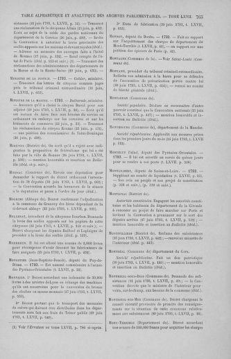 Tome 67 : Du 20 au 30 juin 1793 - page 765