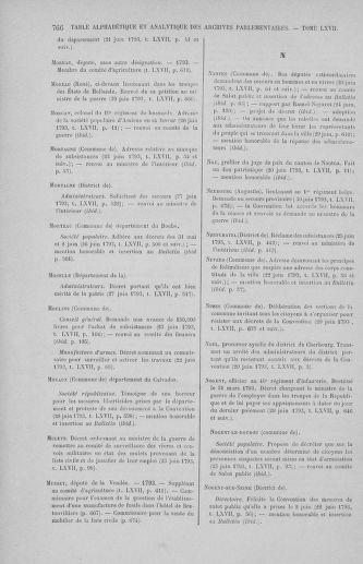 Tome 67 : Du 20 au 30 juin 1793 - page 766