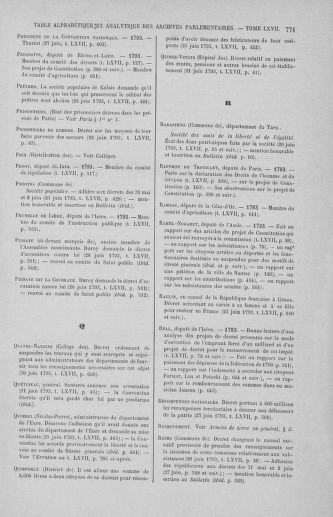 Tome 67 : Du 20 au 30 juin 1793 - page 771