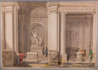 Museo Vaticano. Museo Pio Clementino