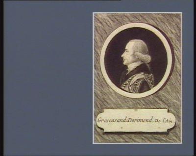 Groscasand-Dorimond, De l'Ain [estampe]