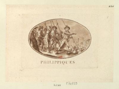 Philippiques [estampe]