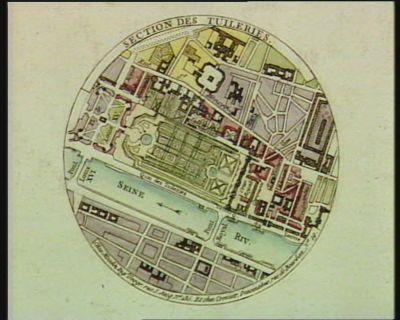 Section des Tuileries [estampe]