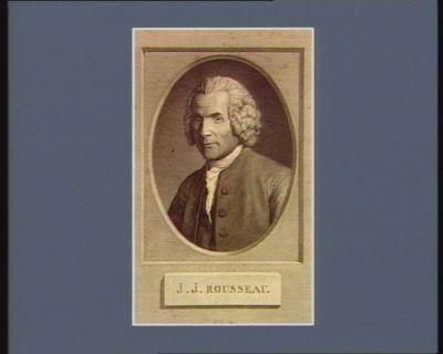 J.J. <em>Rousseau</em> [estampe]