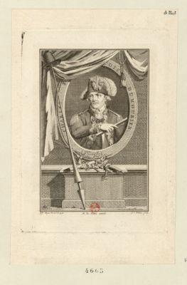 Charles F[ran]cois Dumourier [estampe]