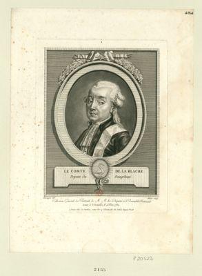 Le  Comte de La Blache député du Dauphiné : [estampe]