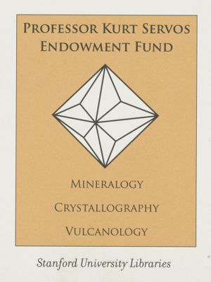Professor Kurt Servos Endowment Fund