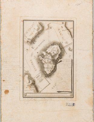 Campidoglio, pianta topografica