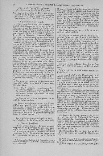 Tome 70 : Du 30 juillet au 9 août 1793 - page 40