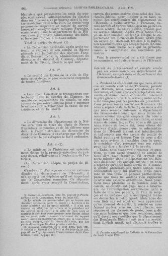Tome 70 : Du 30 juillet au 9 août 1793 - page 286