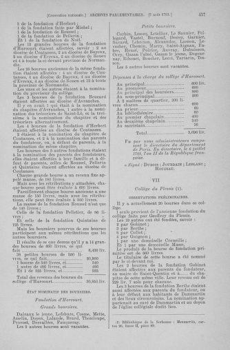 Tome 70 : Du 30 juillet au 9 août 1793 - page 457