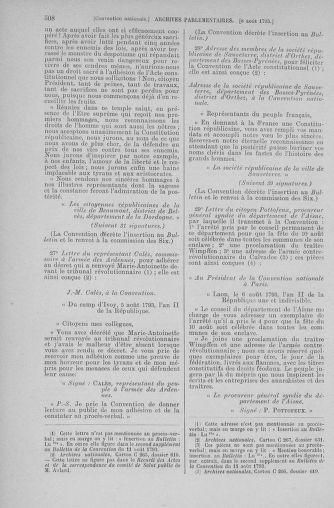 Tome 70 : Du 30 juillet au 9 août 1793 - page 508