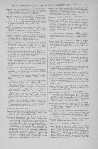 Tome 70 : Du 30 juillet au 9 août 1793 - page 777