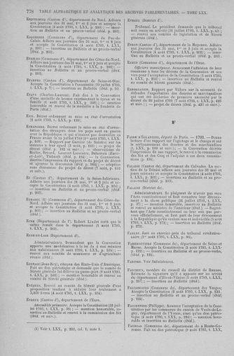 Tome 70 : Du 30 juillet au 9 août 1793 - page 778