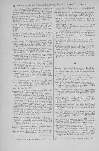 Tome 70 : Du 30 juillet au 9 août 1793 - page 784