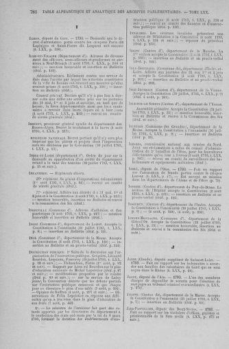 Tome 70 : Du 30 juillet au 9 août 1793 - page 786