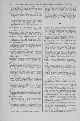 Tome 70 : Du 30 juillet au 9 août 1793 - page 804