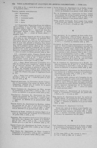 Tome 70 : Du 30 juillet au 9 août 1793 - page 824
