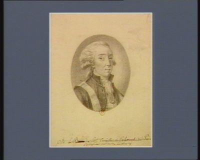 Mr Le B. du Port Conseiller au Parlement de Paris : [dessin]