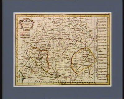 Royaume de Hongrie divisé en ses principales provinces [estampe]