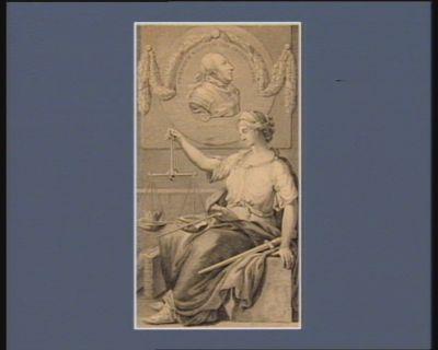 Friedrich Wilhelm der Gesetz-Geber [estampe]