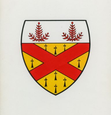 Stanford University. School of Humanities and Sciences. Coat of Arms