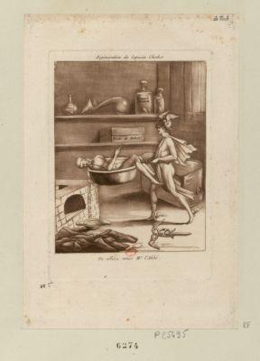 Regénération du capucin Chabot ou alliez vous Mr l'abbé : [estampe]