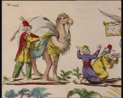 Buonaparte couronné par la Renommée et la Victoire [estampe]
