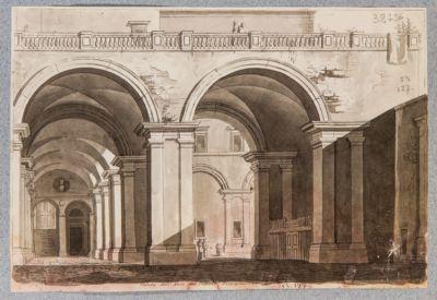 Palazzo Rospigliosi, atrio