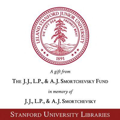 The J.J., L.P., & A.J. Smortchevsky Fund