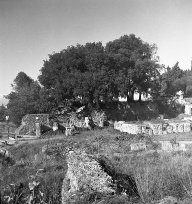 Temple of Magna Mater, general view from the southeast