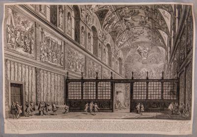 Palazzo Vaticano. Cappella Sistina