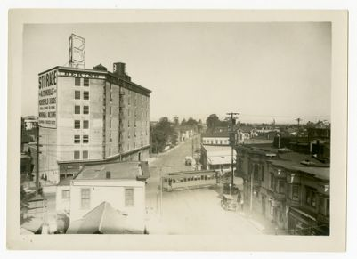 [San Pablo Ave. & West Grand, formerly 22nd St.]